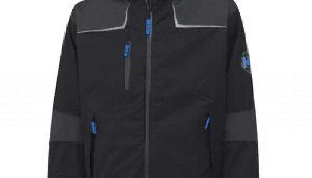 Helly Hansen 71047_990-XS Chelsea Jacket, X-Small, Black