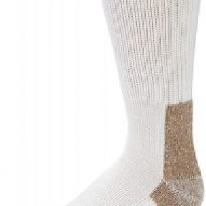 Fox River Steel-Toe Mid-Calf Boot Work Socks, 2 Pack