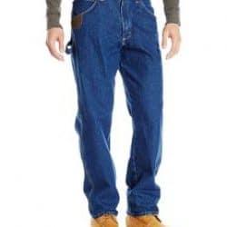 Wrangler Riggs Workwear Men's Ripstop Carpenter Jean