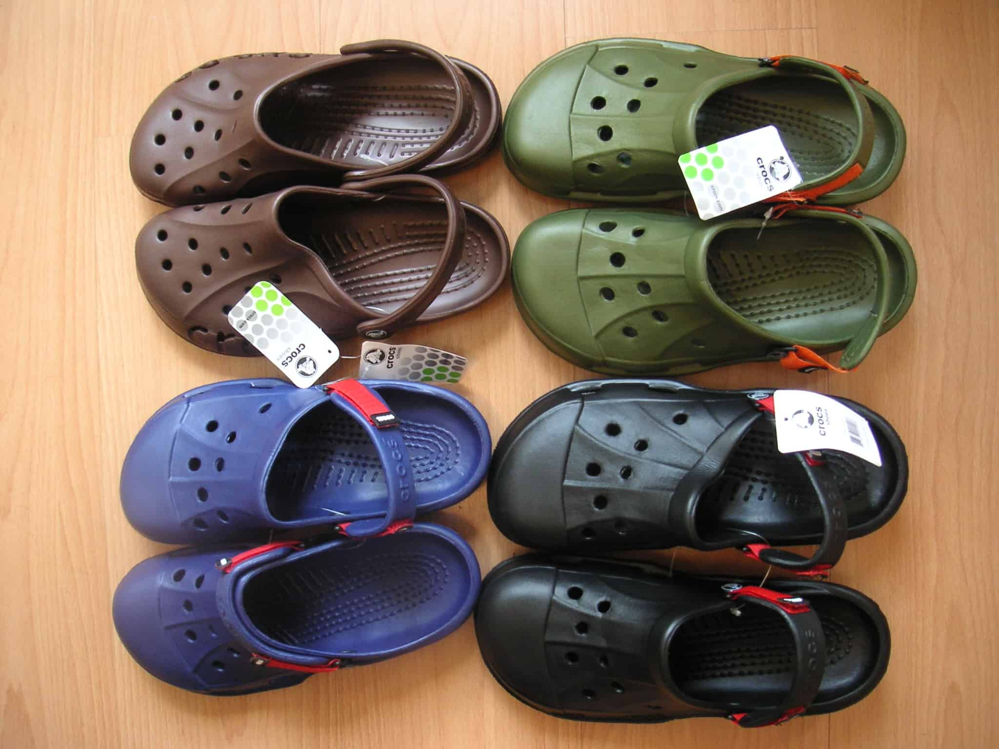 Why do Hospital Staff Wear Crocs?