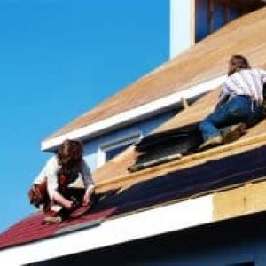how to stay cool while roofing