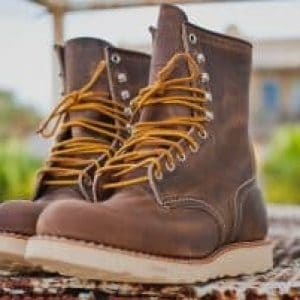 Are Red Wing Boots Waterproof?