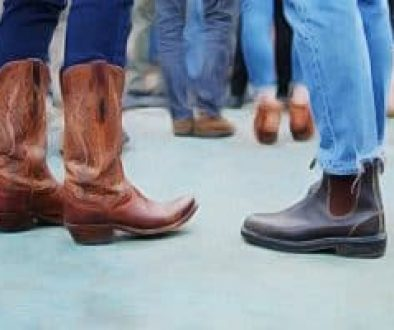 How to Make Cowboy Boots Tighter Around Calf