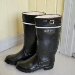 Nokian rubber boots 20180828