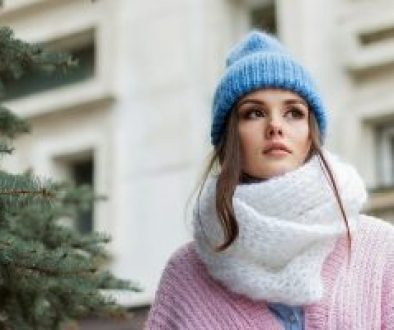 5 Ways to Wear a Scarf as a Top