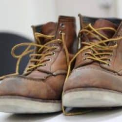 How To Clean Leather Work Boots In The Easiest Way Possible